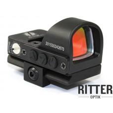 Red Dot Sight V-VISION III  Компактен бързомер с точка 2 МОА